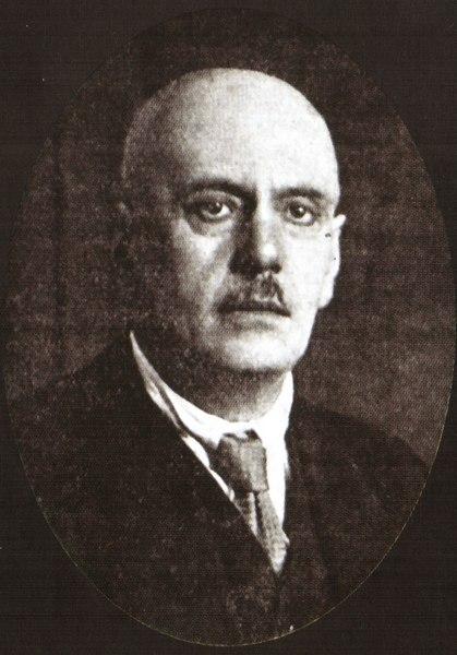 Пуковник руске Царске гарде Фјодор Викторовић Винберг (1868-1927)