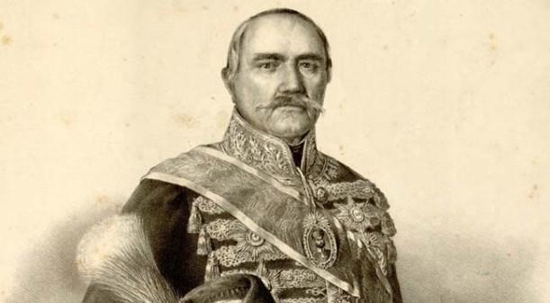 Кнез Милош ОБРЕНОВИЋ (1780 - 1860)