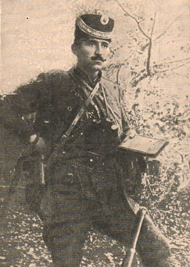 Војвода Коста ВОЈИНОВИЋ (1891 - 1917)