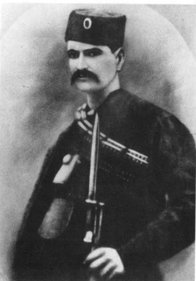 """Димитрије ДИМИТРИЈЕВИЋ, """"поп Мита комита"""" (1881 - 1917)"""