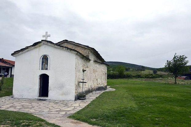 Црква Светог Јована Крститеља у Великој Хочи