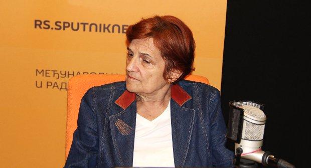 Даница МАРИНКОВИЋ, бивши истражни судија Окружног суда у Приштини