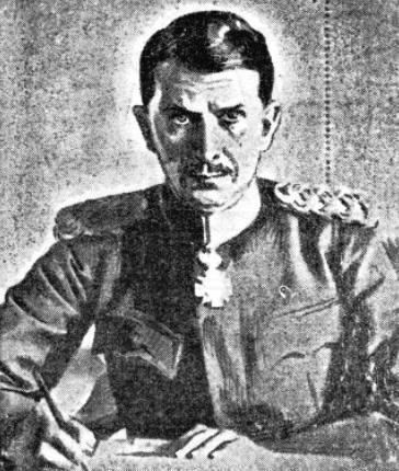 Армијски генерал Данило С. КАЛАФАТОВИЋ (1875 - 1946)