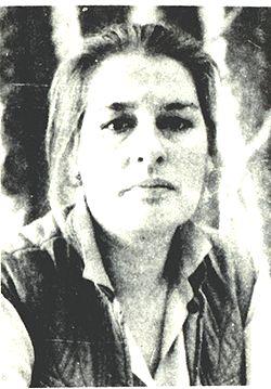 Даринка ЈЕВРИЋ (1947 - 2007)