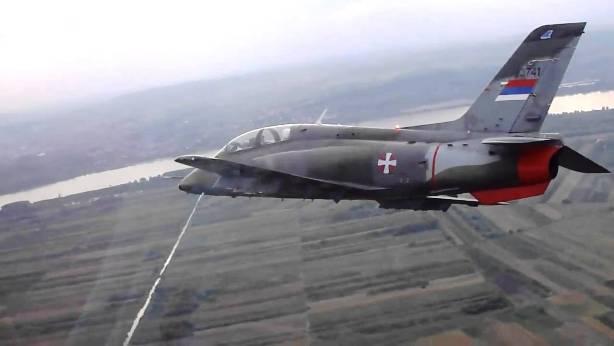 Авион Г-4 Супер Галеб