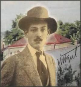 Милутин БОЈИЋ (1892 - 1917)