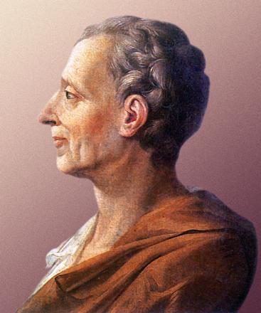 МОНТЕСКЈЕ, Шарл-Луј де Секонда (1689 - 1755)