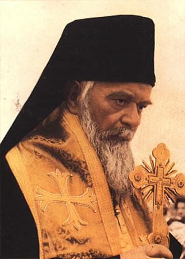 Владика Николај ВЕЛИМИРОВИЋ (1881 - 1956)