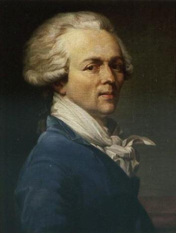 Максимилијан РОБЕСПЈЕР (1758 - 1794)