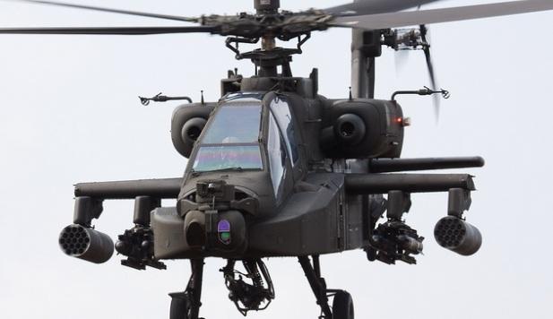 Јуришни хеликоптер AH-64 Апач