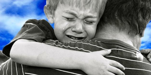 Плач детета