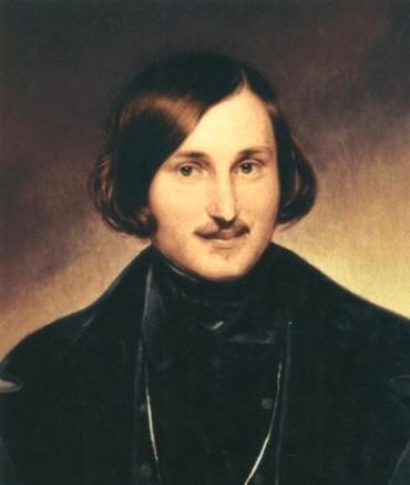 Ф.М. Молер: Портрет Н. В. Гогоља