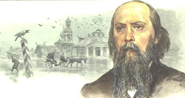 Михаил САЛТИКОВ-ШЧЕДРИН (псеудоним: Николај Шчедрин; 1826-1889)