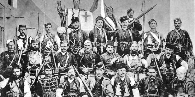 Српске војводе у Старој Србији и Македонији