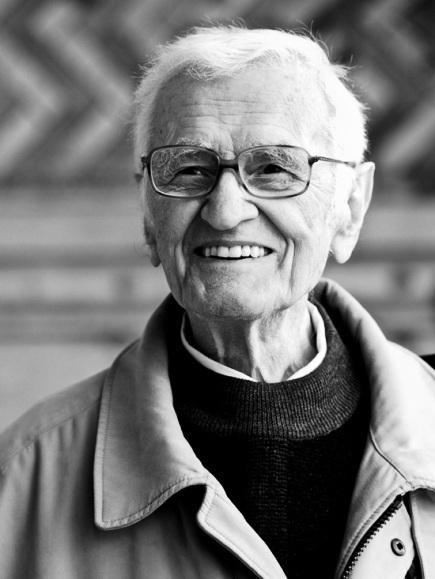 Жарко ВИДОВИЋ, 17. мај 1921 — 18. мај 2016 (Фото: Душан Јауковић)