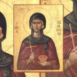 Света Петка – ПРЕПОДОБНА МАТИ ПАРАСКЕВА