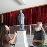 У ДОМУ ВОЈСКЕ СРБИЈЕ У КРАЉЕВУ ПРЕДСТАВЉЕН МОДЕЛ СПОМЕНИКА СВЕТОМ САВИ
