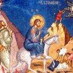 Свети Игњатије Брјанчанинов: БЕСЕДА НА ЦВЕТИ