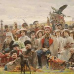 Борис Бразоль: НИКОЛАЙ II — ОБОЛГАННЫЙ ЦАРЬ (цифры и факты)
